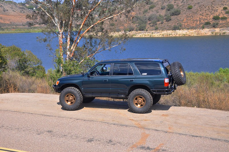 for sale 1996 toyota 4runner 4x4 heavily modified socal phoenix ih8mud forum. Black Bedroom Furniture Sets. Home Design Ideas
