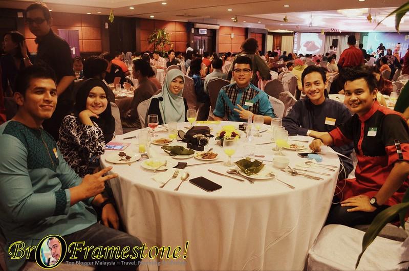 Majlis Iftar OMANITE 2015 di Holiday Inn Kuala Lumpur