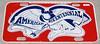 Bicentennial License Plate