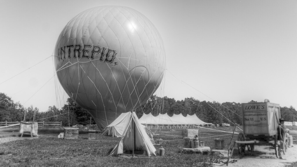 Civil War Balloon