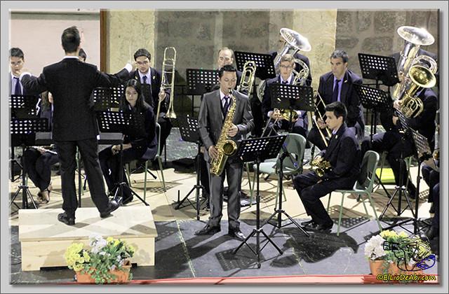 2 Concierto de la Banda Municipal de Música de Briviesca con solistas