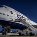 British Airways OneWorld B747-400 by 360 Photography