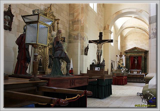9 Iglesia de Santa María en Briviesca