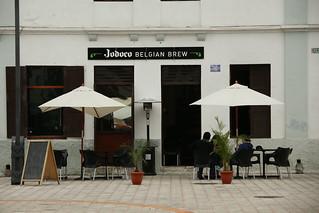 Jodoco Belgian Brewery, Cuenca, Ecuador