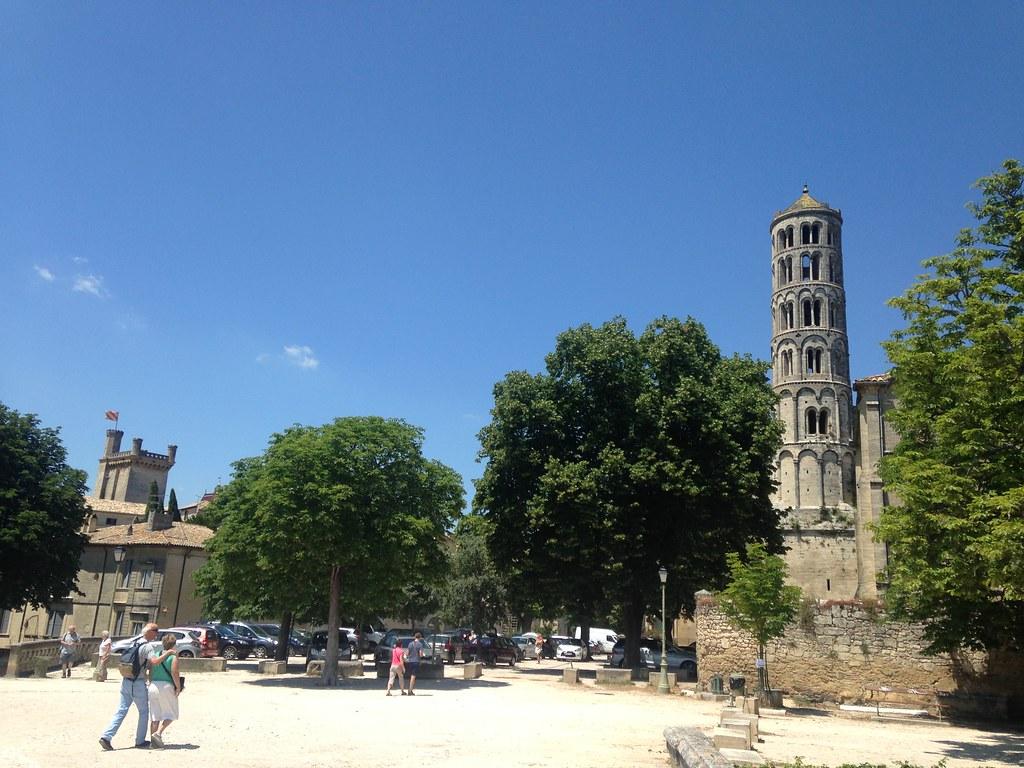 Avignon et Uzes