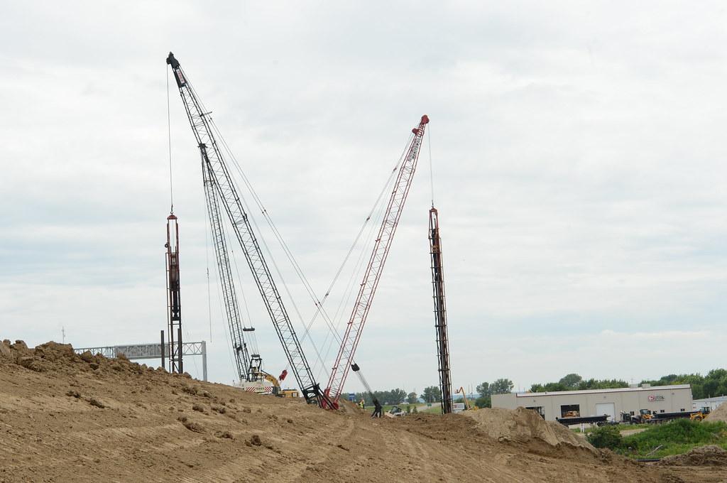 I-29 reconstruction segment 1