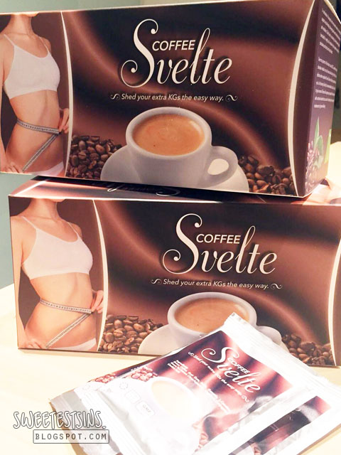 coffee svelte shou slimming review