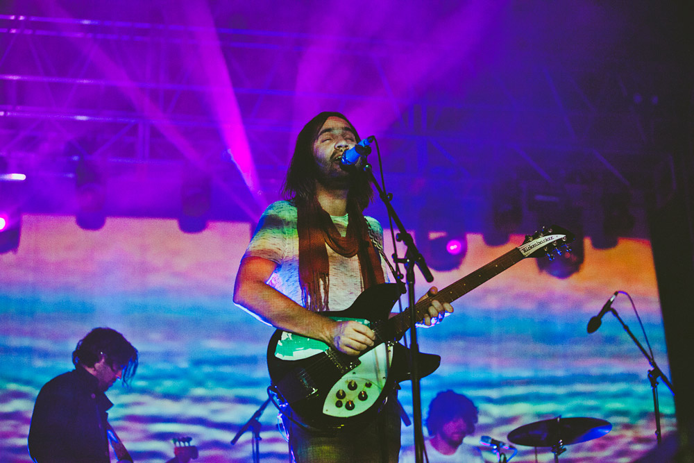 Tame Impala @ Hollywood Forever, LA 07/08/10