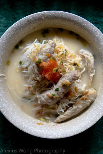 Minced Fish Noodles
