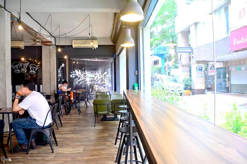 莫爾本布蕾斯咖啡廳板橋府中早午餐推薦不限時Melbourne Press  Cafe(2)