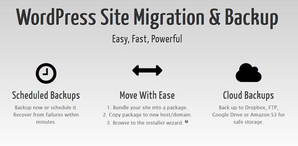 Duplicator Pro v3.5.1 – WordPress Site Migration & BackUp