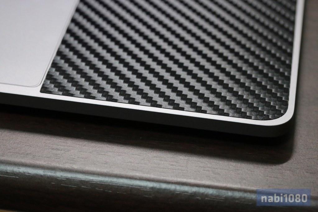 MacBook Pro 15 wraplus スキンシール07