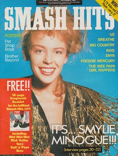 Smash Hits, October 19, 1988