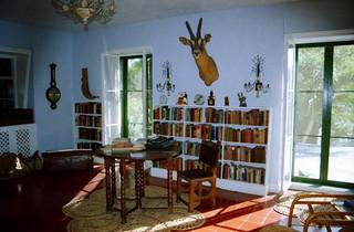 Hemingway Study Key West