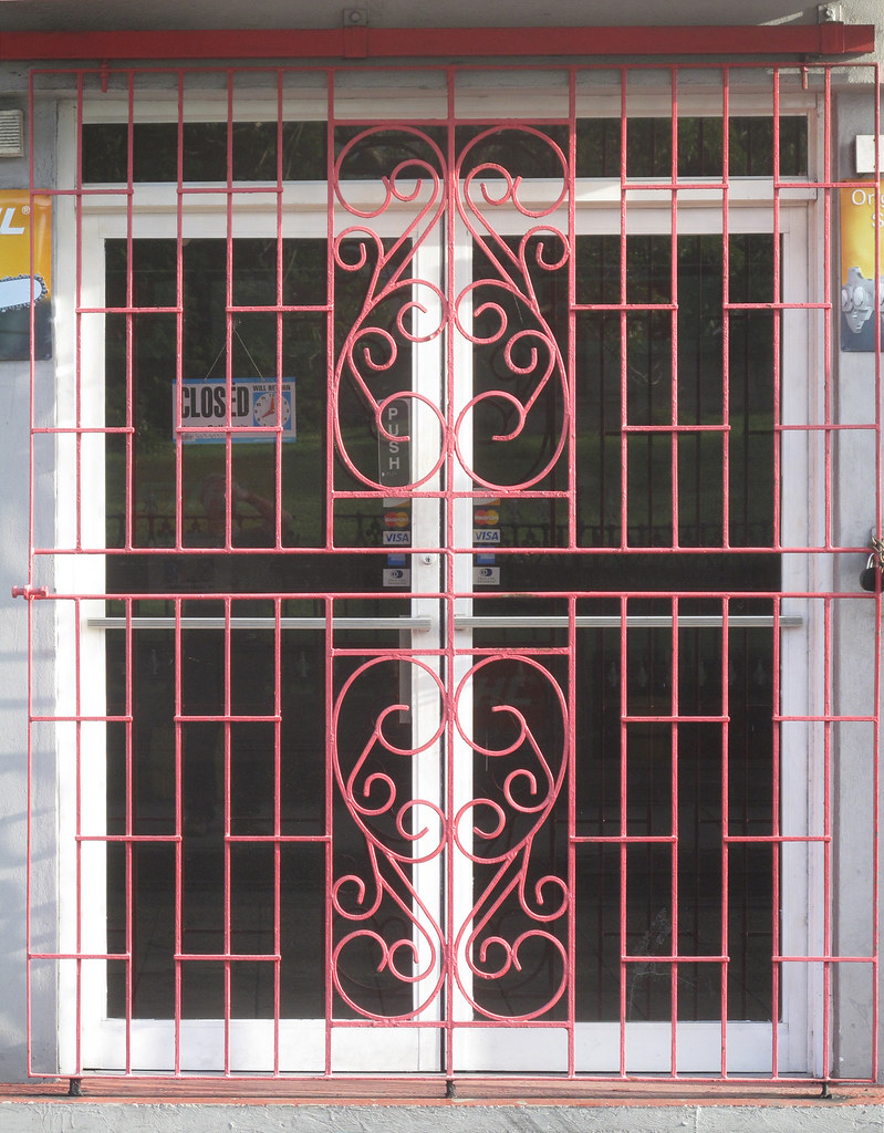 St. Kitts Double Door Grate   Ray Luce   Flickr