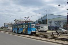 Usolye-Sibirskoye tram 71-605 027