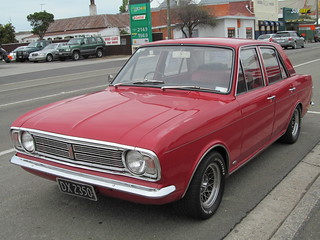 1968 Ford Cortina Deluxe