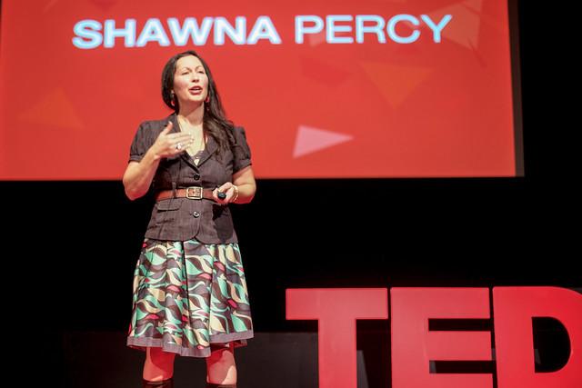 Speaker 6: SHAWNA PERCY