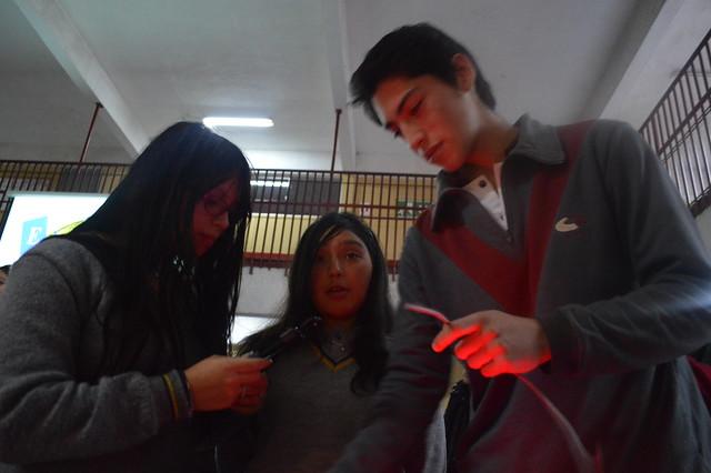 VII Feria Expo Liceos, Coronel
