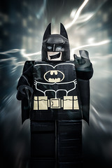 Holy LEGO Batman!