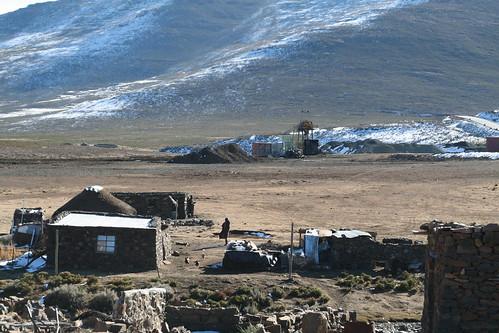 Village in Lesotho