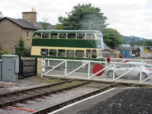 Chesterfield Rail Station Car Park