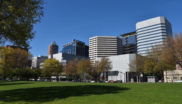 Portland Downtown, Waterfront Area