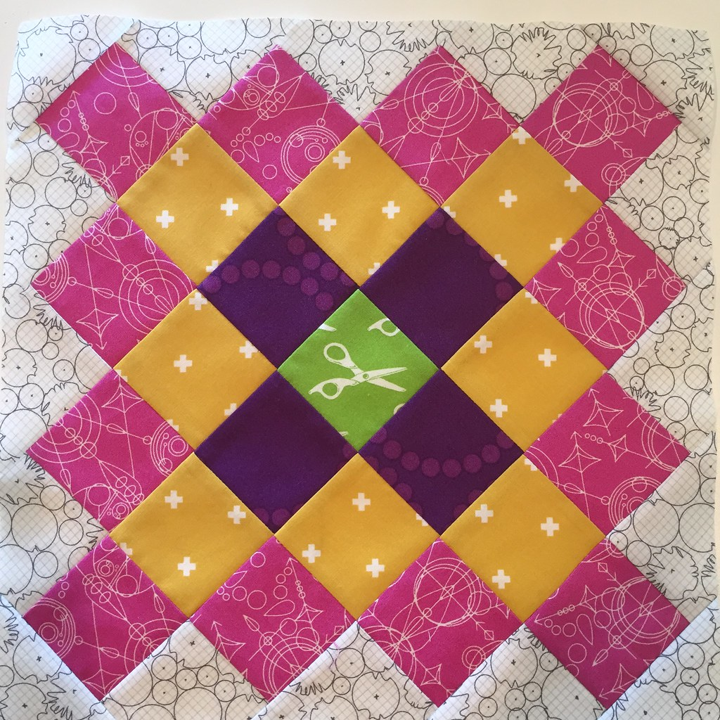 Great Granny blocks