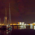 The ARC during Tall Ships festival, Belfast, 2015