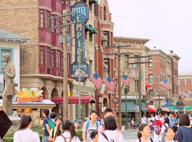 Universal Studios OSaka 16