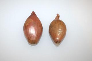 15 - Zutat Schalotten / Ingredient shallots