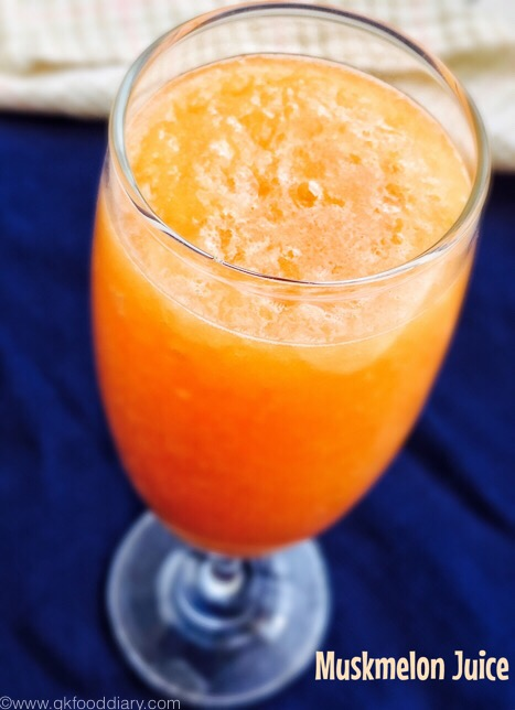 Muskmelon Juice4