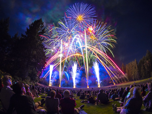Butchart Gardens Fireworks_6