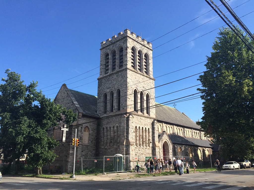 Former St. Peter's Church of Christ, Philadelphia, Pennsylvania