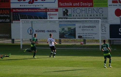 SV Rödinghausen v Bursaspor