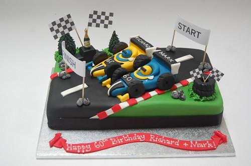 Formula  Birthday Cake Ideas