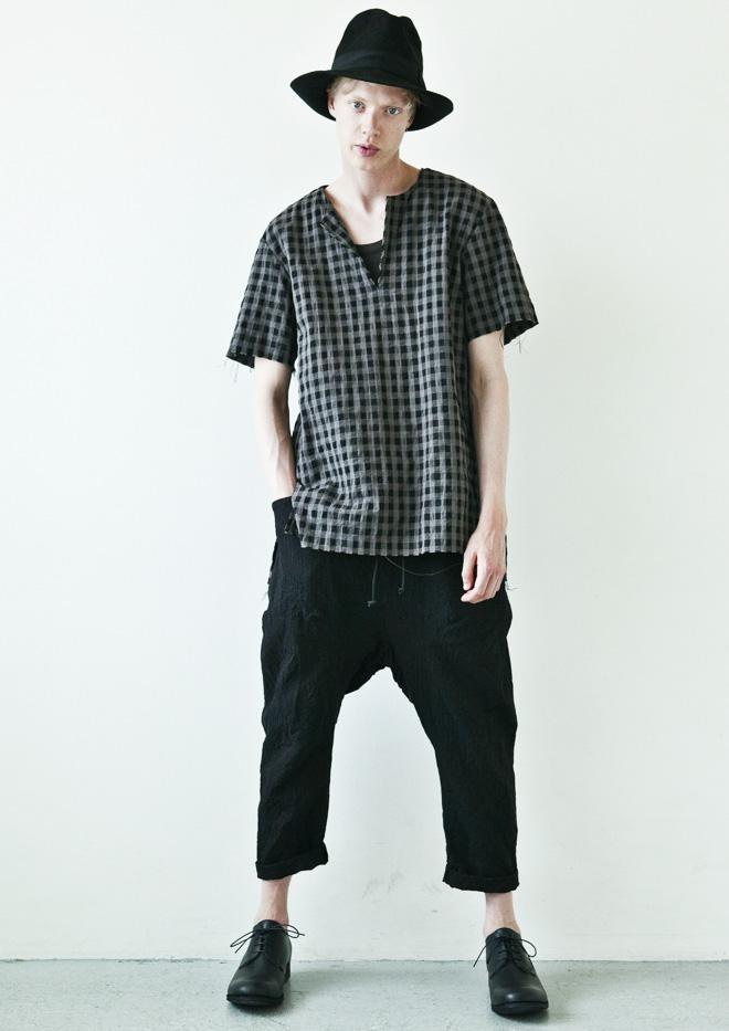 SS16 Tokyo KAZUYUKI KUMAGAI027_Johan Erik Goransson(fashionsnap)