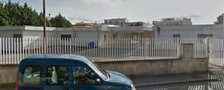 Conversano- lavori alla scuola dell'infanzia in via Giotto