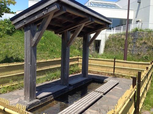 rishiri-island-rishirihuji-onsen-footbath