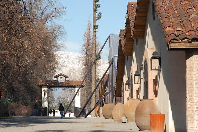Concha y Toro Winery, Santiago, Chile