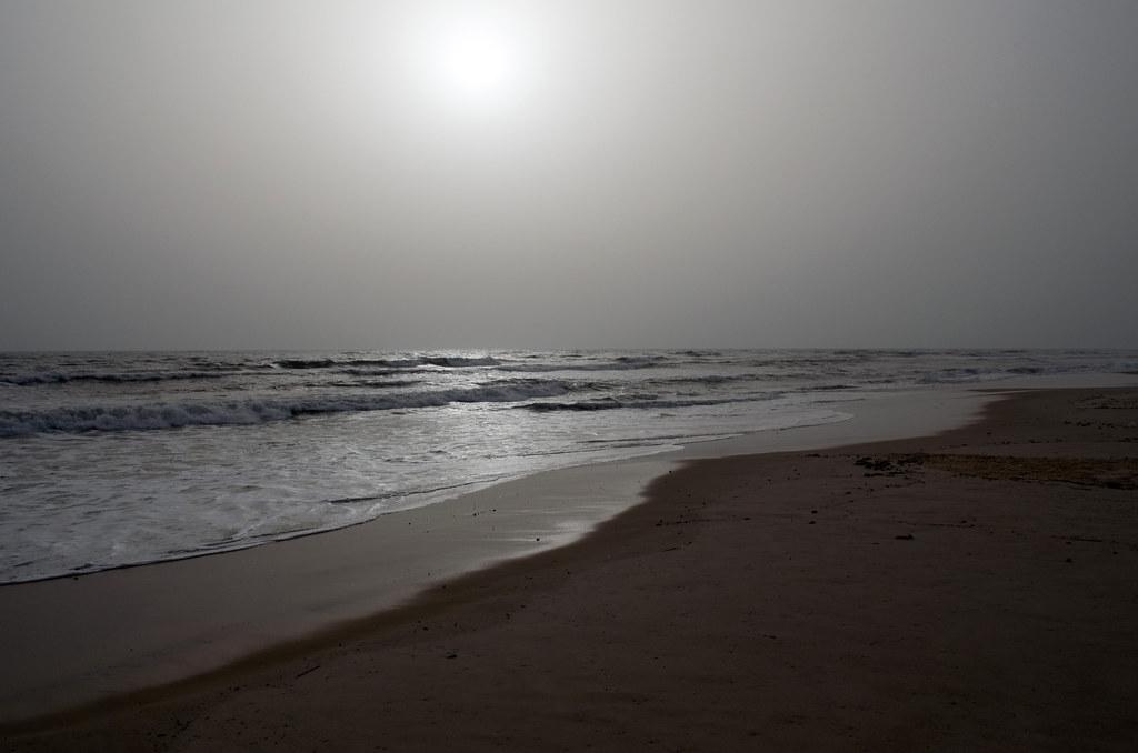 Deserted Sand