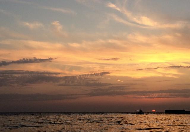 ΗλιοβασίλΡμα στον Άγιο Ευστράτιο / Sunset at Agios Efstratios