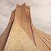 Azadi Tower / 1971 / Architect Hossein Amanat / Tehran / Iran