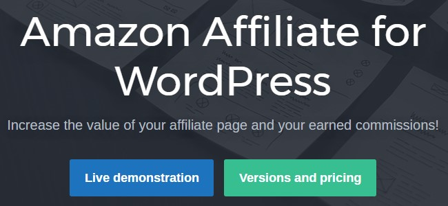Amazon Affiliate for WordPress v3.3.8
