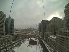 Toronto Skyline // View From Liberty Village