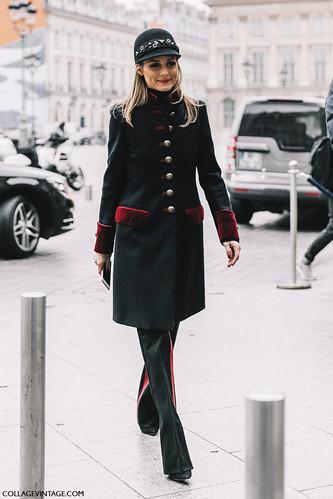 pfw17 street-style fashion @gracespain