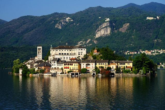 Isola di San Giulio (7) / Novara / Itàlia / Italia [Explore 24-02-17] # 191