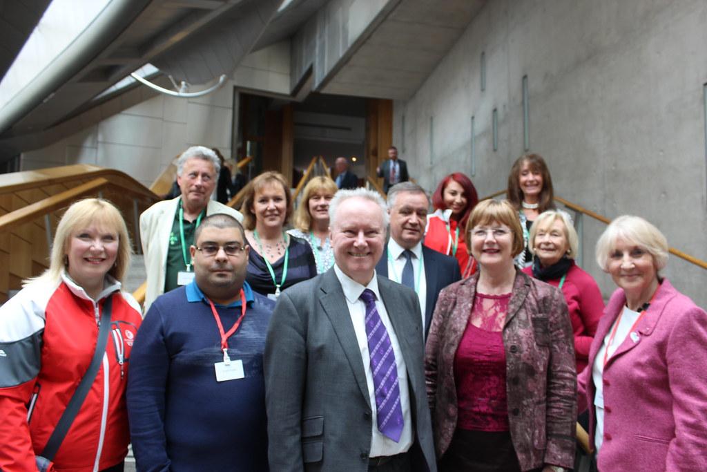 Volunteers Week Holyrood 2015 - 9102