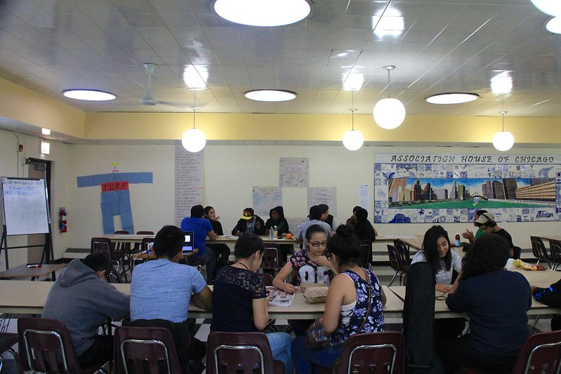 Morning Time, Youth-Led Tech, Humboldt Park