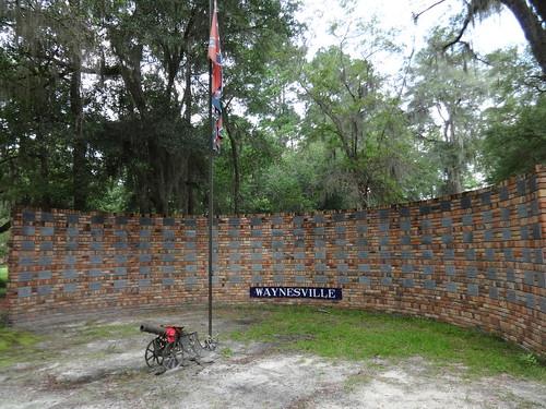park georgia waynesville 2015 brantleycounty confederatesoldierspark